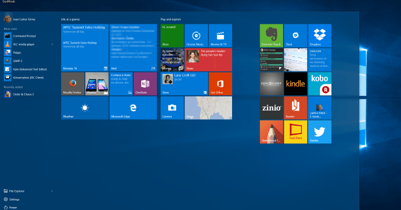 5 new Windows 10 features worth looking into