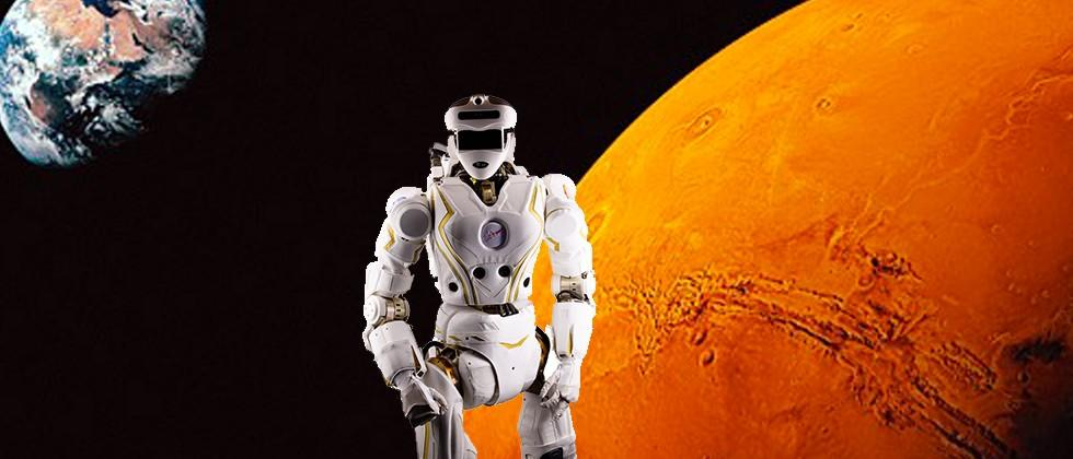 NASA donates two robots for DARPA Mars research and exploration