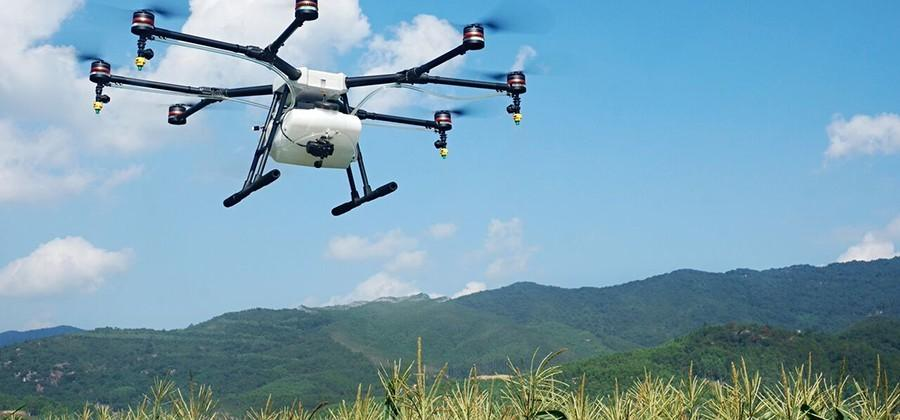 DJI bets the farm on new MG-1 agricultural drone