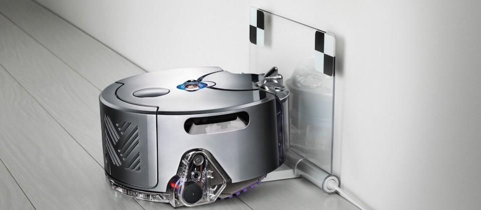 Dyson 360 Eye robo-vacuum will come to US by summer 2016