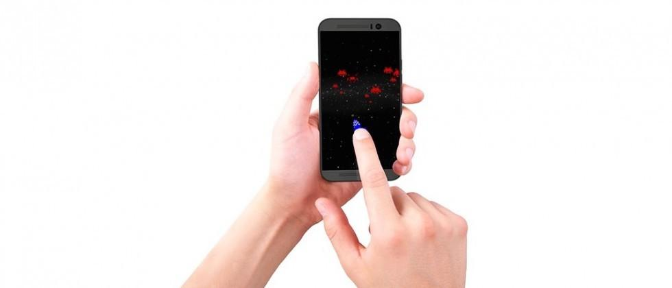 FingerAngle challenges 3D Touch with finger angle recognition