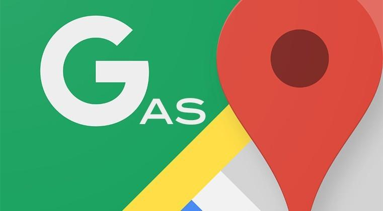 Google Maps update has Gas Prices near you