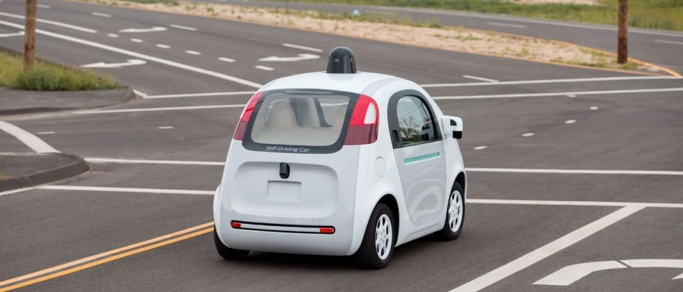 Google's self-driving car could spin out to challenge Uber in 2016