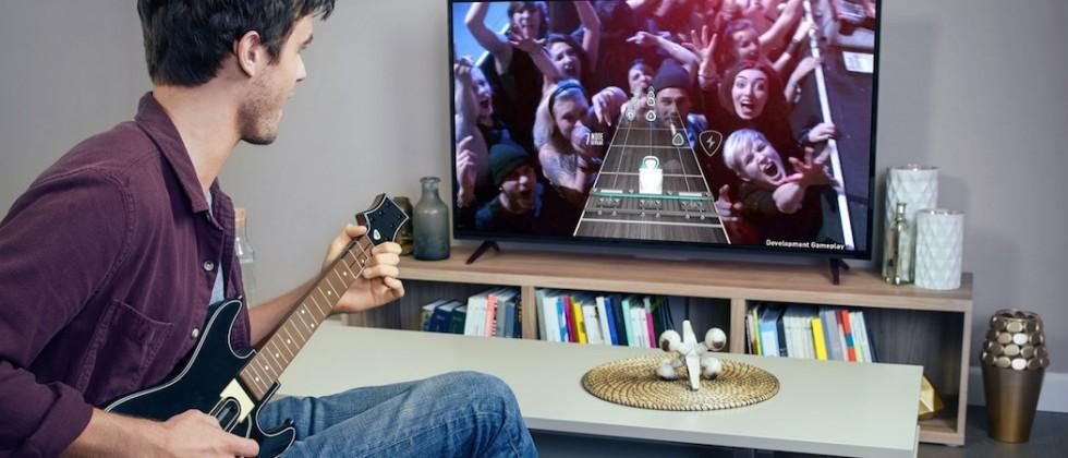 Guitar Hero Live debuts on Apple TV, but requires guitar controller
