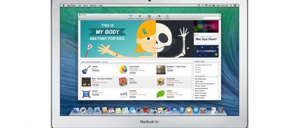 Mac App Store authentication error causing 'damaged' software