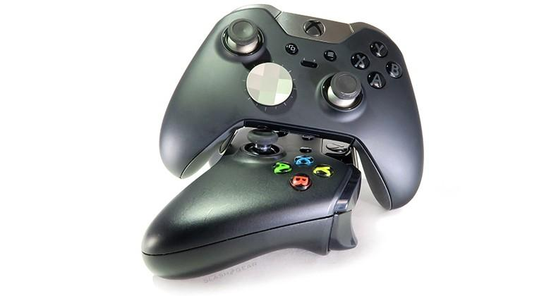Xbox One now supports button remapping for standard controllers too