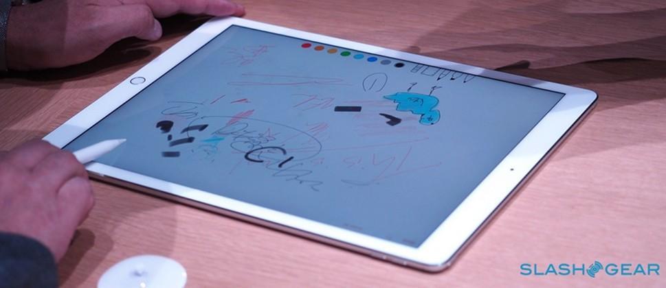 Apple iPad Pro begins online sales November 11, in stores later this week