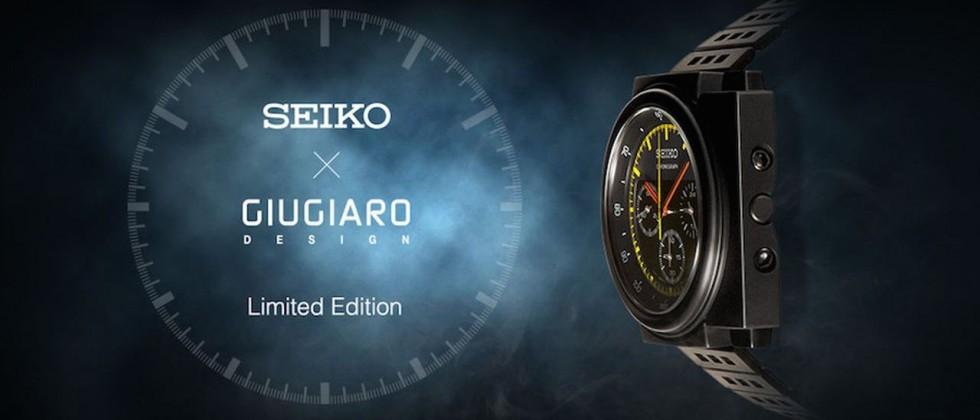 Seiko is re-releasing Ripley's iconic watch from 'Aliens'