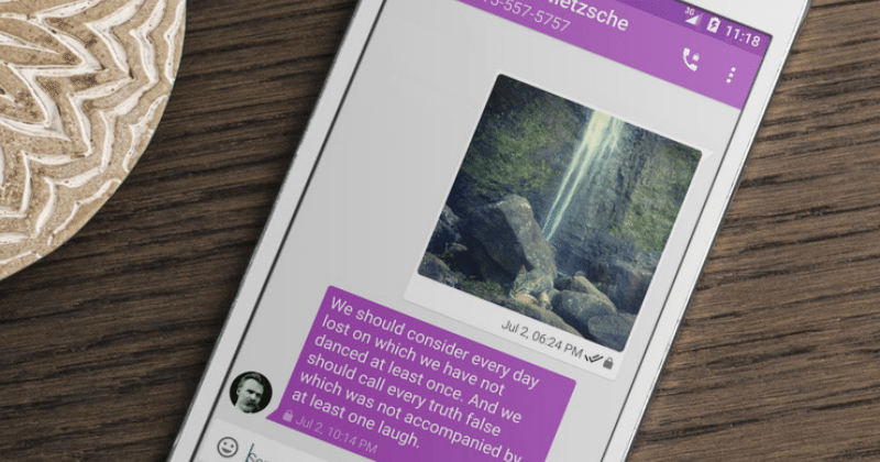 Signal secure messaging lands on Android, endorsed by Snowden