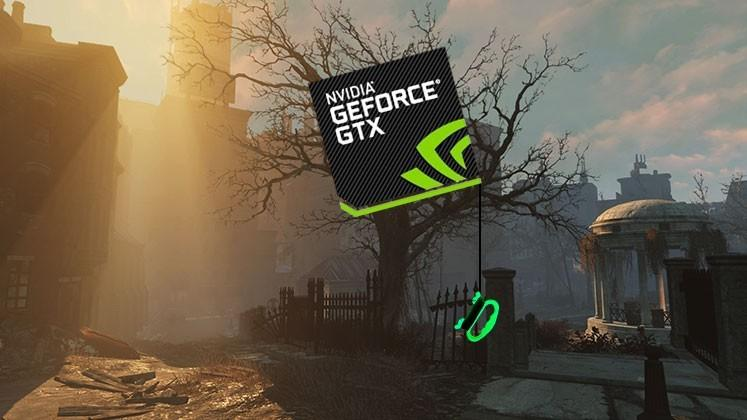NVIDIA drivers land in Fallout 4's tree of optimizations