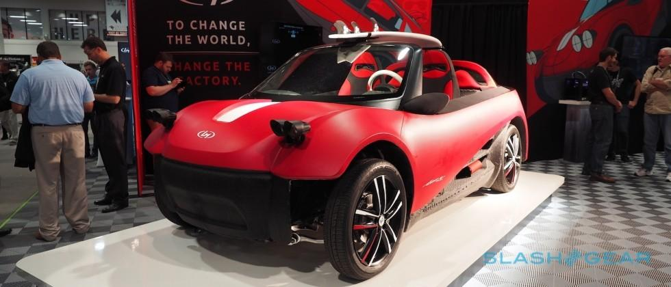 This is Local Motors 3D printed car: It could change everything