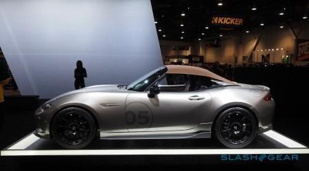 Mazda SEMA 2015 gallery