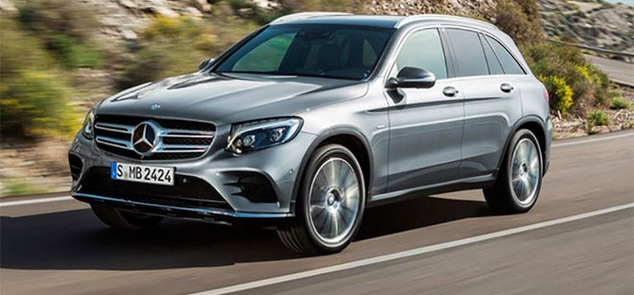 Mercedes tipped to deliver GLC fuel cell vehicle by 2018