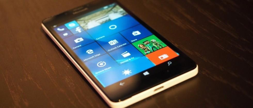 Microsoft Lumia 950 tipped to launch on AT&T November 20