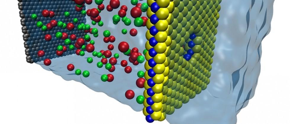 Nanopores material could be the future of desalination
