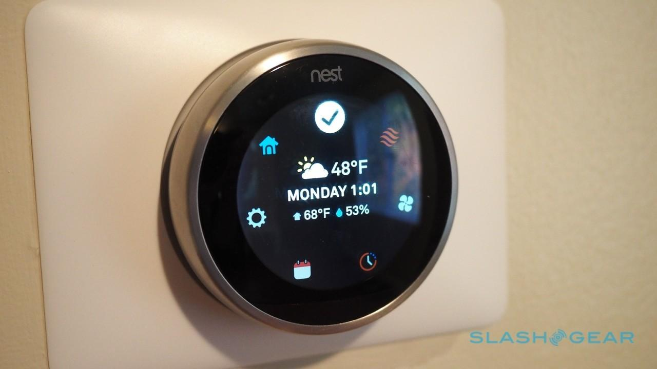 Nest Thermostat 3rd-gen Review (2015) - SlashGear on ipod touch 3rd generation, apple 3rd generation, nest 2nd generation, nest generation 2 packaging, nook 3rd generation, nest 4th generation, nest generation 3 packaging, family 3rd generation,