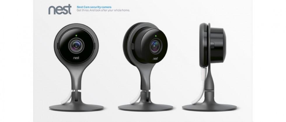 Nest Cam bundle saves $100 on a trio of cameras