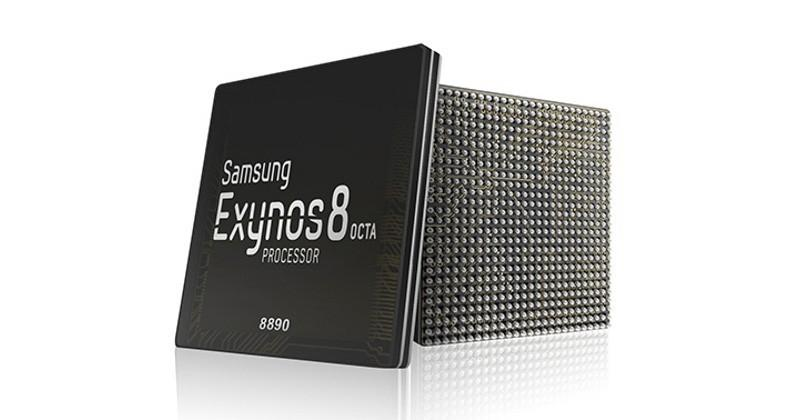 Samsung Exynos 8 Octa 8890 is its first premium one-chip solution
