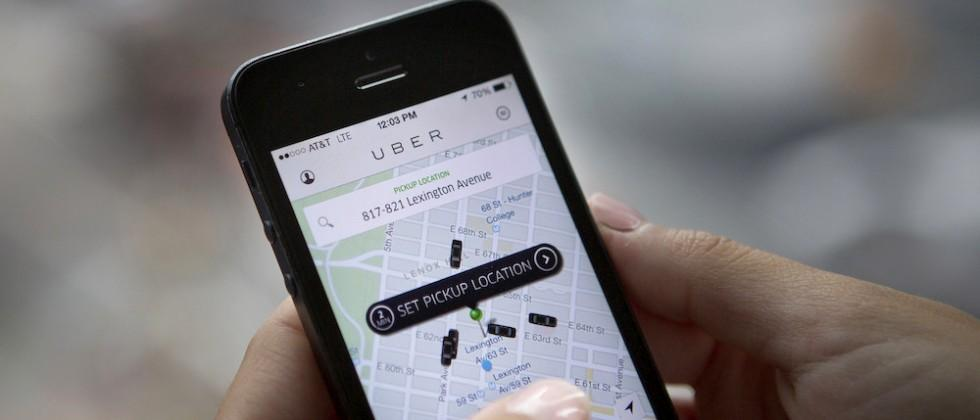 Uber partners with TomTom for navigation, maps data