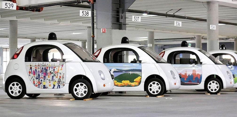 Google adds personality to its self-driving cars with unique artwork