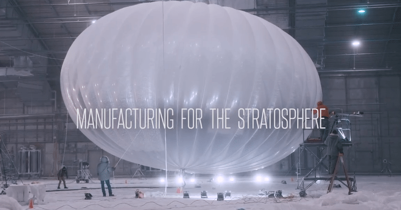 Google brings down the stratosphere to test Project Loon