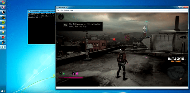 Developer brings unofficial PS4 streaming to Windows