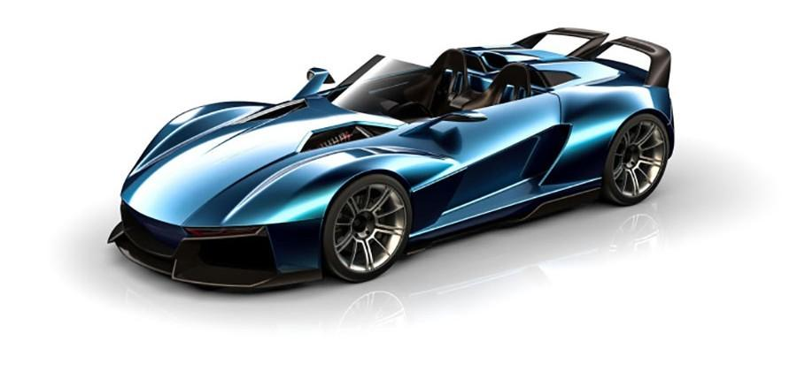 Rezvani Beast X 2.4L four upgraded for 700hp