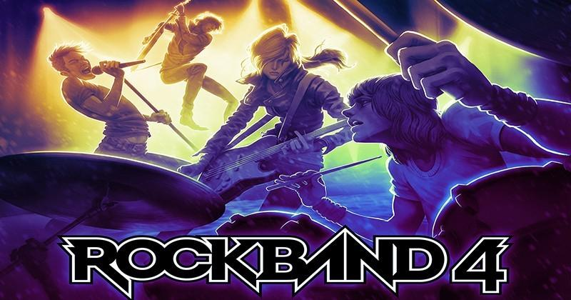 Rock Band 4 will finally let you disable the kick pedal