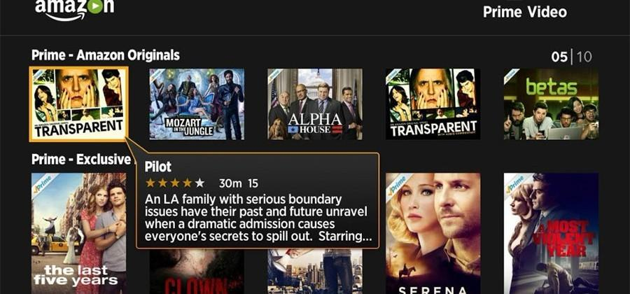 Amazon Video lands on Roku players in the UK