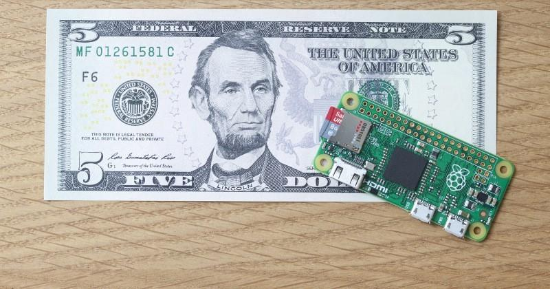 Raspberry Pi Zero: computing in smaller size, smaller price