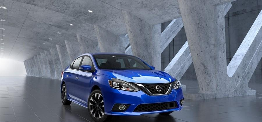 Facelifted 2016 Nissan Sentra Bows in at LA Auto Show