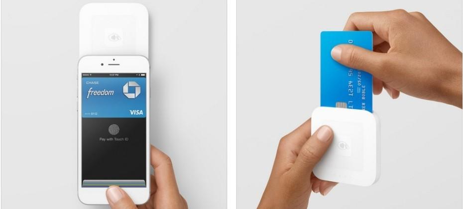 Square launches new NFC reader with Apple Pay support