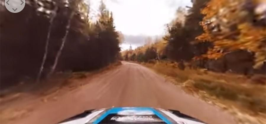 Subaru VR-ready rally video lets you look around