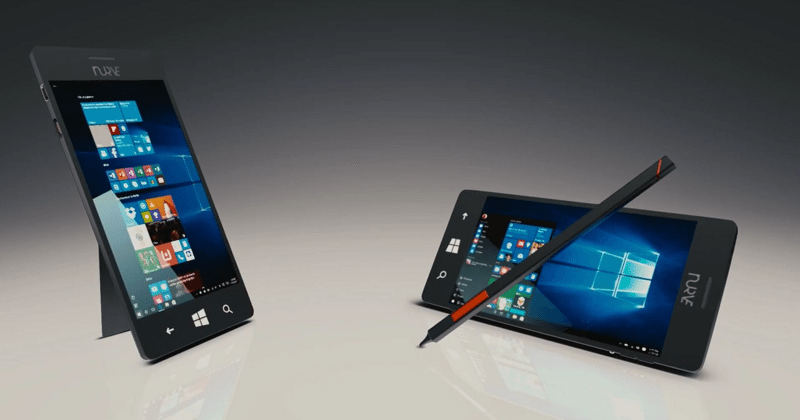 SyncPhone runs full Windows 10, sounds too good to be true