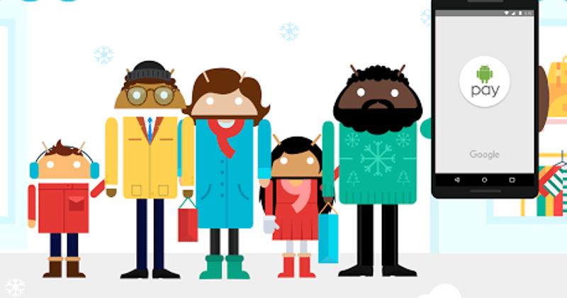 This holiday season, Android Pay becomes charitable