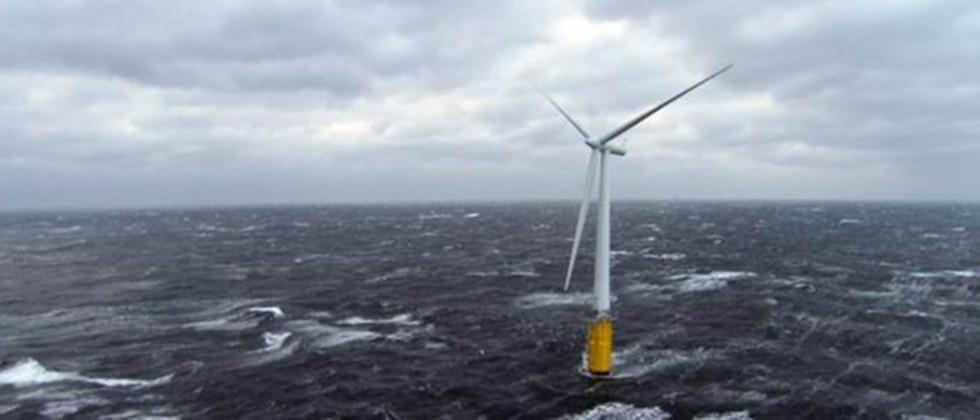 World's first floating wind farm will be near Scotland