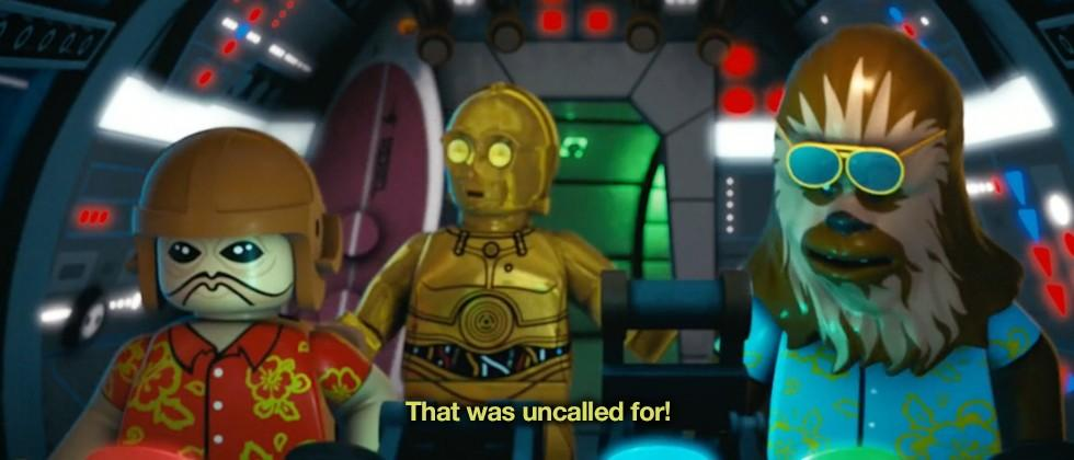 LEGO Star Wars: Droid Tales Interview Part II: translating mature subjects, 10 minutes a film