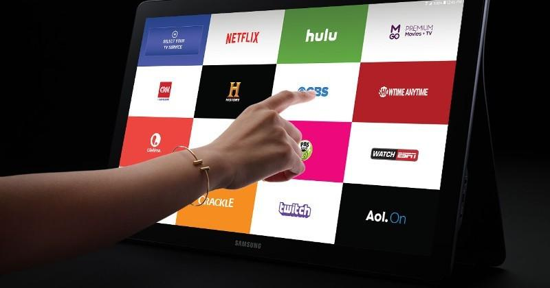 Samsung Galaxy View now in the US, whether you like it or not