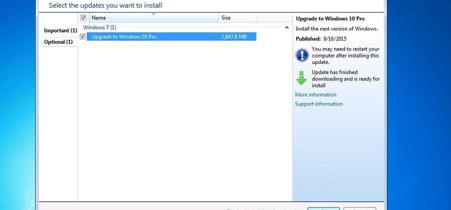 Microsoft admits Win 10 tries unauthorized install on Win 7/8 pcs