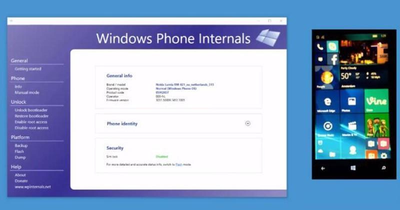 Lumia 520 runs Windows RT thanks to Windows Phone tool