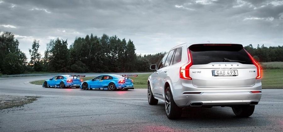 Polestar hops up Volvo XC90 SUV