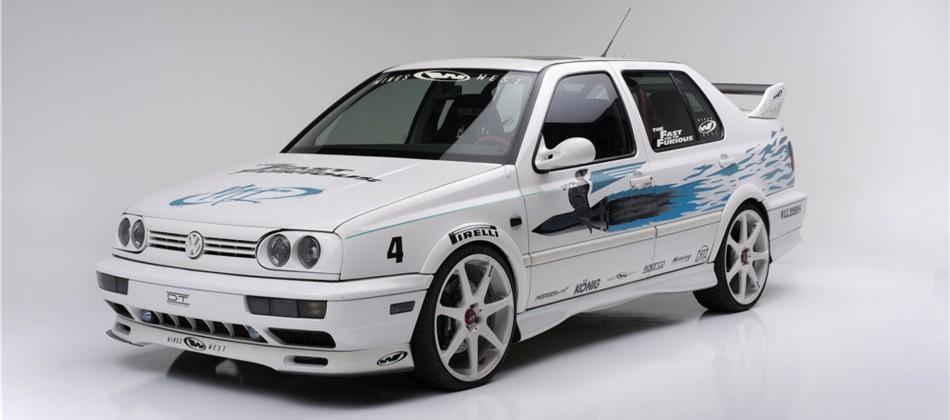 Frankie Muniz is selling the original Fast & Furious' Volkswagen Jetta