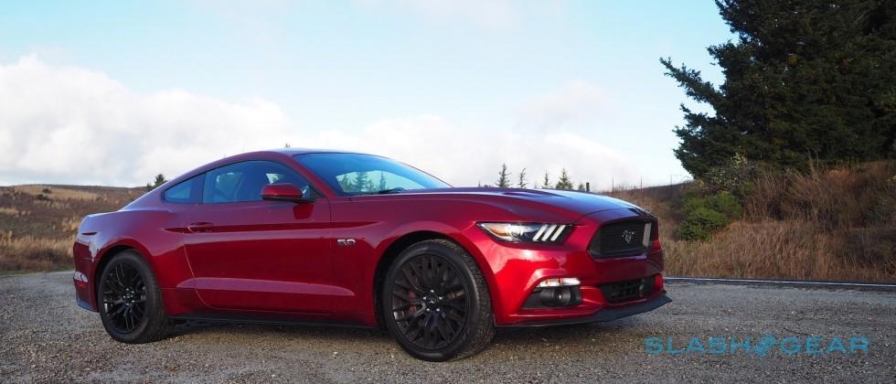 2015 Ford Mustang GT Premium 5 0L V8 Review - SlashGear