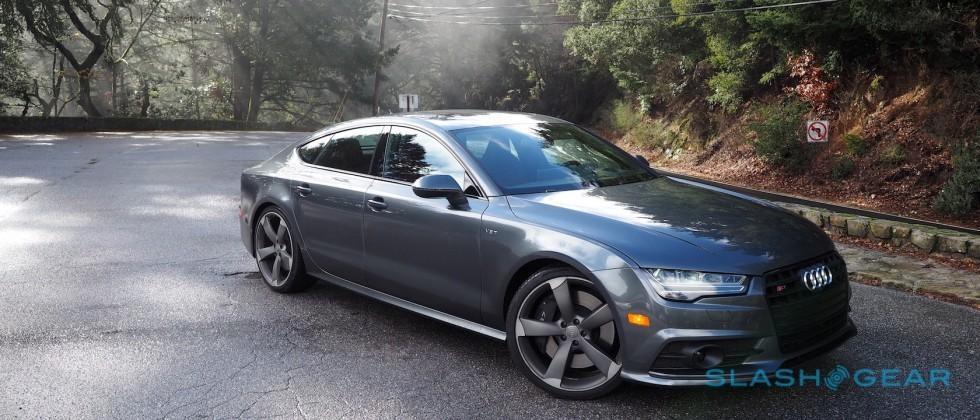 2016 Audi S7 Review
