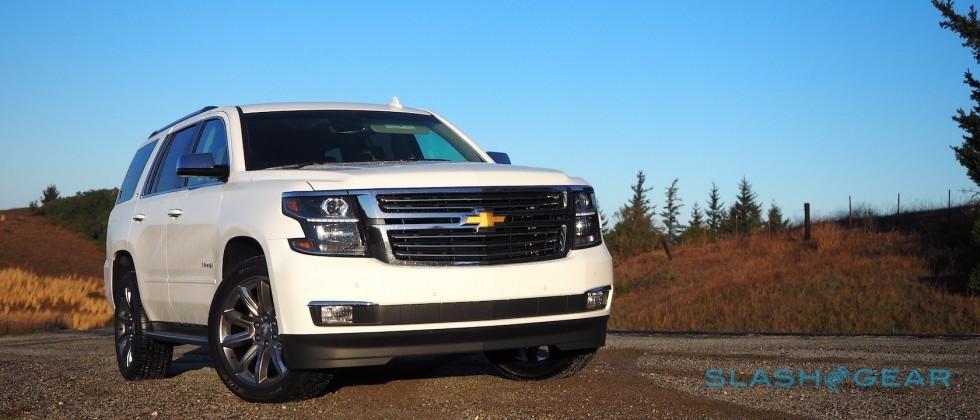 2016 Chevrolet Tahoe Review - SlashGear