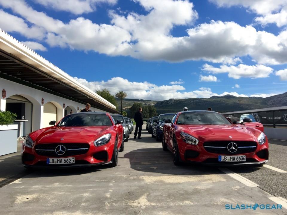 2017 Meredes-AMG GT S