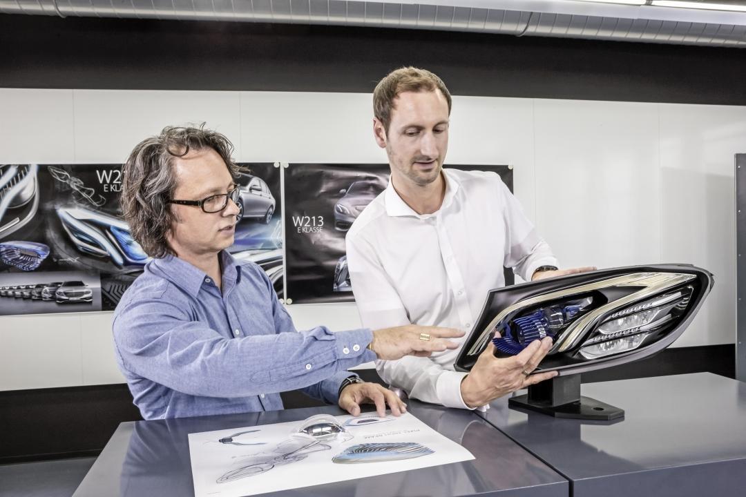 New 2017 Mercedes-Benz E-Class interior raises the bar - SlashGear