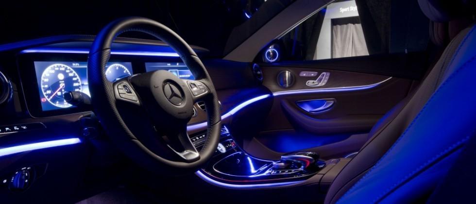 New 2017 Mercedes-Benz E-Class interior raises the bar