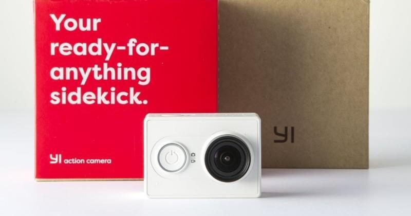 Xiaomi releases its wallet-friendly Yi Action Cam in the US