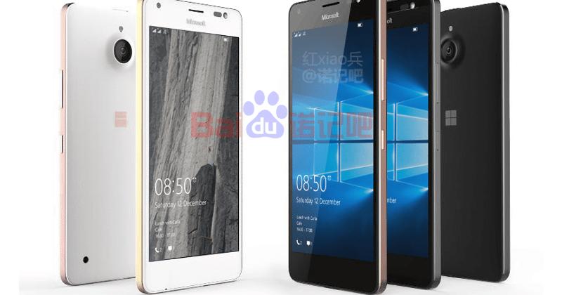 Lumia 850 renders appear, mid range phone still MIA